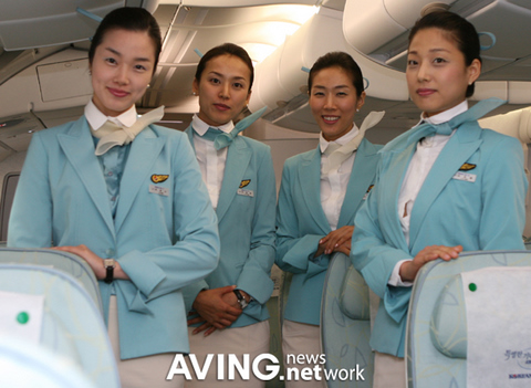 korean air cabin crew jakarta recruitment april 2011