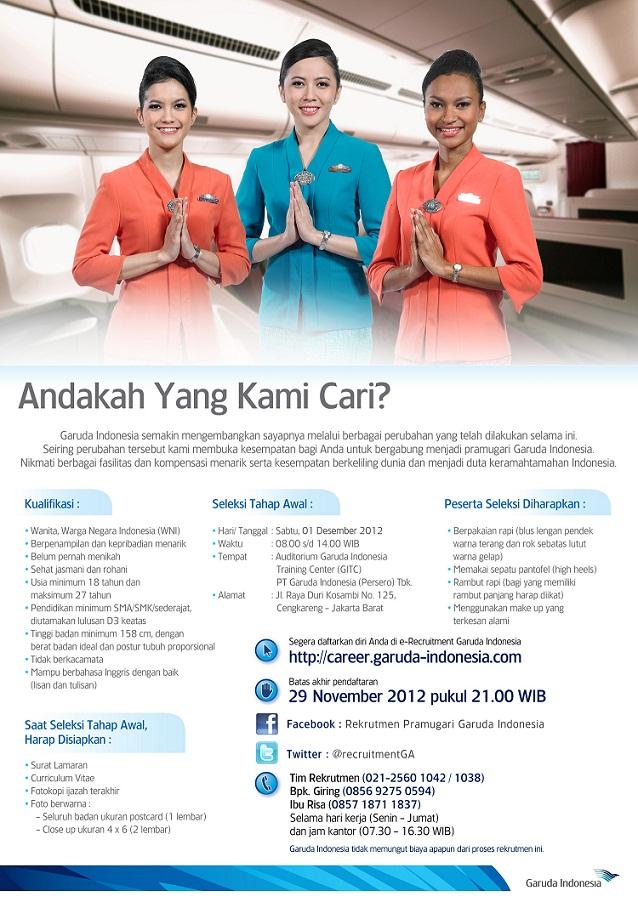 Job Vacancy Airlines Jakarta
