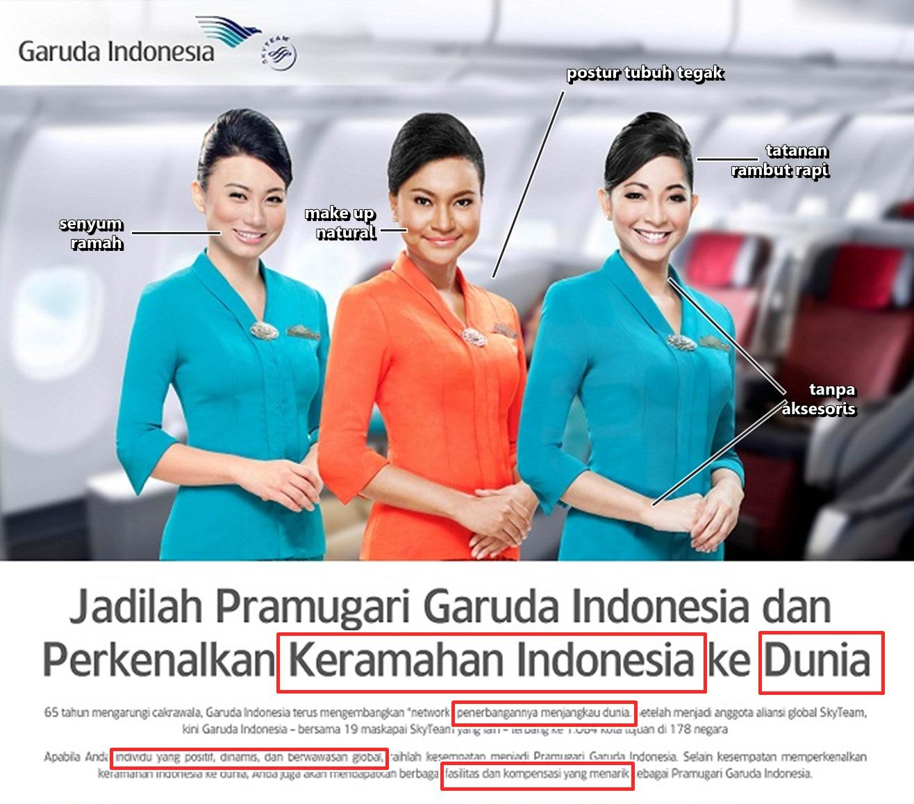 telaah poster Garuda
